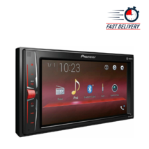 """Pioneer MVH210EX 6.2"""" Double DIN in-Dash Multimedia A/V Receiver with Bluetooth - $439.99"""