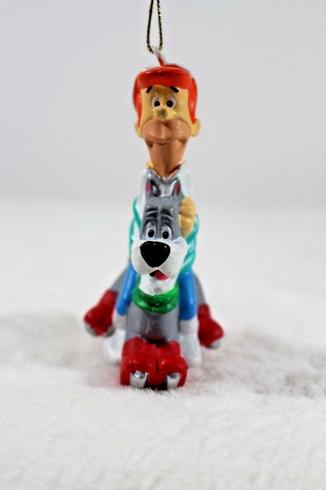 George Jeston Astro Christmas Tree Ornament Hanna Barbera Stocking Stuffer