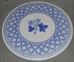 Spode GERANIUM PATTERN Cake Plate MADE IN ENGLAND - $31.67