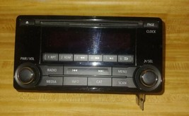 UNTESTED Mitsubishi CD Radio car factory model outlander stereo unit 8701A185 - $82.12