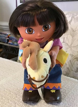 Dora the Explorer COWGIRL DORA by Mattel - B2009, Talks Sings Gallops, No Hat - $14.85