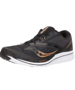 Saucony Kinvara 9 Size 7 M (D) EU 40 Men's Running Shoes Black Copper S2... - $52.91