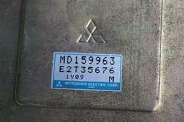Mitsubishi 3000GT Stealth Engine Control Computer Module ECU ECM Md190663 image 2