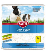 Kaytee White Clean & Cozy Small Animal Pet Bedding 1000 Ci 071859946276 - $30.41