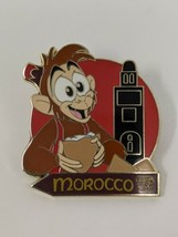 Abu Aladdin Morocco 2018 Epcot Food And Wine Festival Mystery LR Disney Pin - $9.89