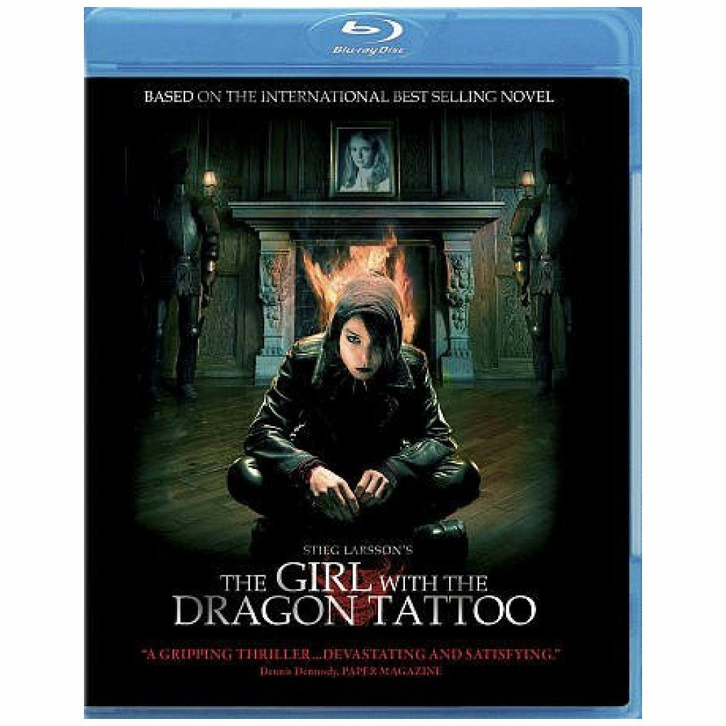 Girl with The Dragon Tattoo [Blu-ray]