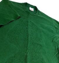 Vtg 1994 Looney Tunes Tazmanian Devil Green T Shirt Taz Sz M USA Raised ... - $29.99