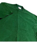 Vtg 1994 Looney Tunes Tazmanian Devil Green T Shirt Taz Sz M USA Raised ... - $29.99