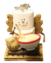 "Christmas Decoration S'Mores Baker Ornament ""Sugar and Spice"" Christmas Ornament - $11.84"