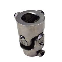 A-Team Performance Forged Steel YokesSteering Shaft Universal U-Joint Black (9/