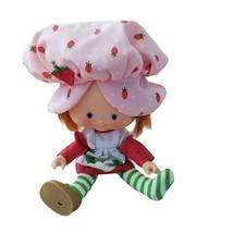 Vintage Strawberry Shortcake Doll 1979 American Greetings Made In Hong K... - $21.60