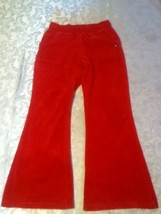 Girls-Size 5-Tommy Hilfiger- pants-red-Great for school - $10.75