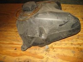 BOMBARDIER DS 2006 650 2X4  GAS TANK WITH LID AND PETCOCK  PART 16,714 - $49.50