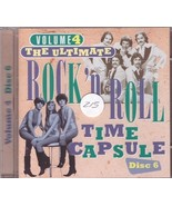 Ultimate Rock And Roll Time Capsule, VOL. 4 - Disc 6 [Audio CD] #215 VAR... - $14.99