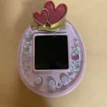 BANDAI Tamagotchi p's Peace Pink 2012 with Tama Deco Pierce Love Melo ve... - $98.99