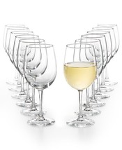The Cellar Glassware Basics 12 - Piece White Wine Set NEW - $23.19