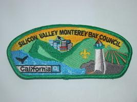 Boy Scouts - Silicon Valley Monterey Bay Council - California (Patch) - $15.00