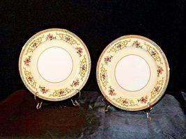 Noritake China 2 Serving Plates Japan (Colby Pattern # 5032) AA19-1503 Vintage image 5