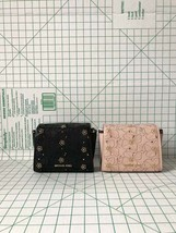 NWT Michael Kors Sofia Small Leather Floral Crossbody Bag - $85.00