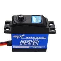 SPT Servo SPT5325LV-320 25KG Digital Servo Dual Bearing 320° Large Torqu... - $29.98