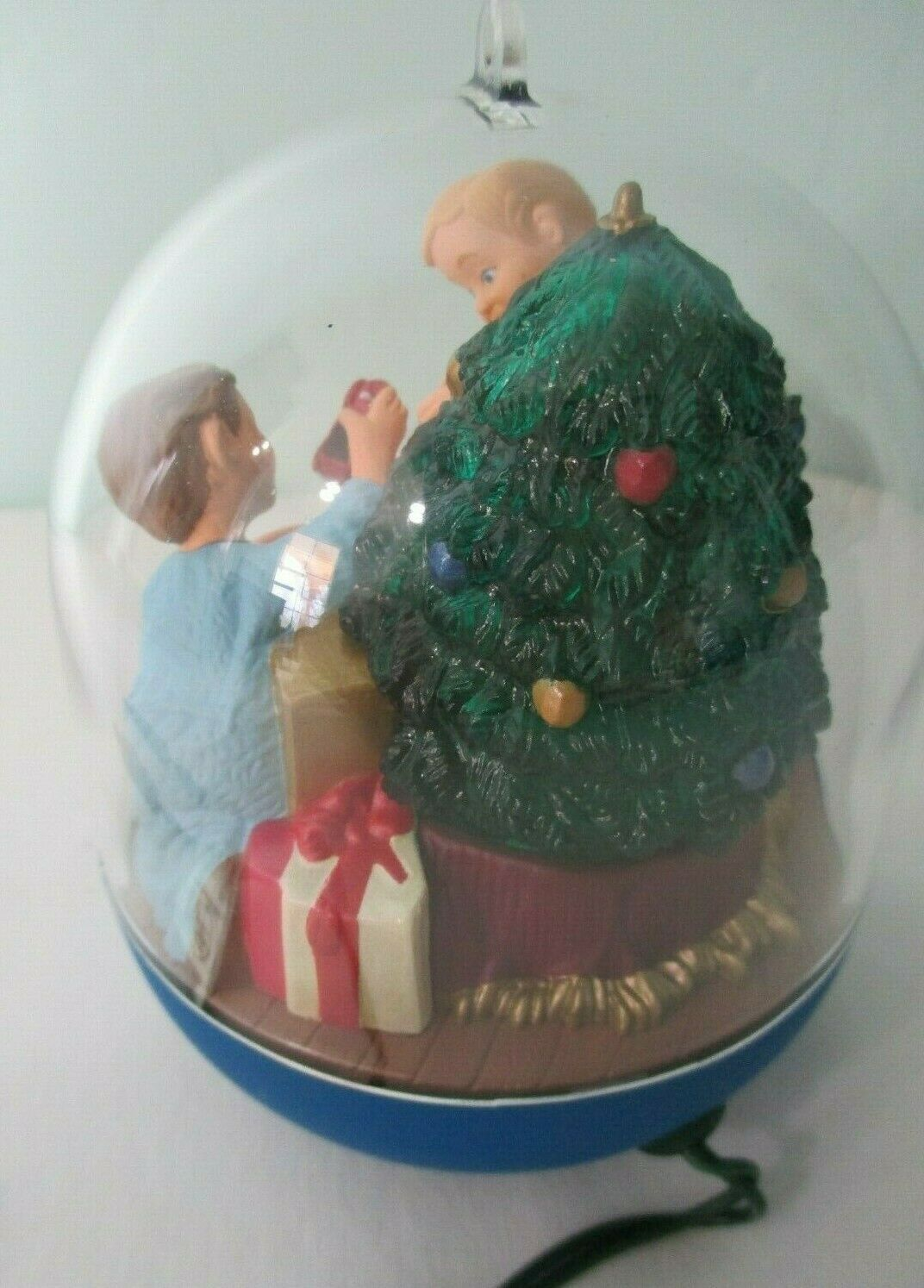 My First Hot Wheels Light and Motion Hallmark Magic Ornament 1995 Gently Used image 5