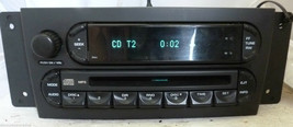 04 05 06 07 08 Chrysler Pacifica AM FM Radio Cd MP3 Player P05094564AC  ... - $24.95