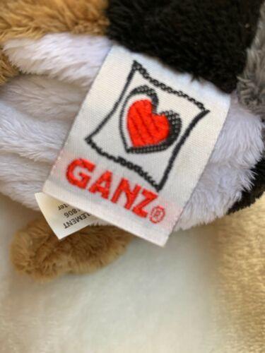 "Ganz Webkinz 9"" Chimpmunk Plush stuffed toy HM217. B2 Used nice Kids Doll Toy image 8"
