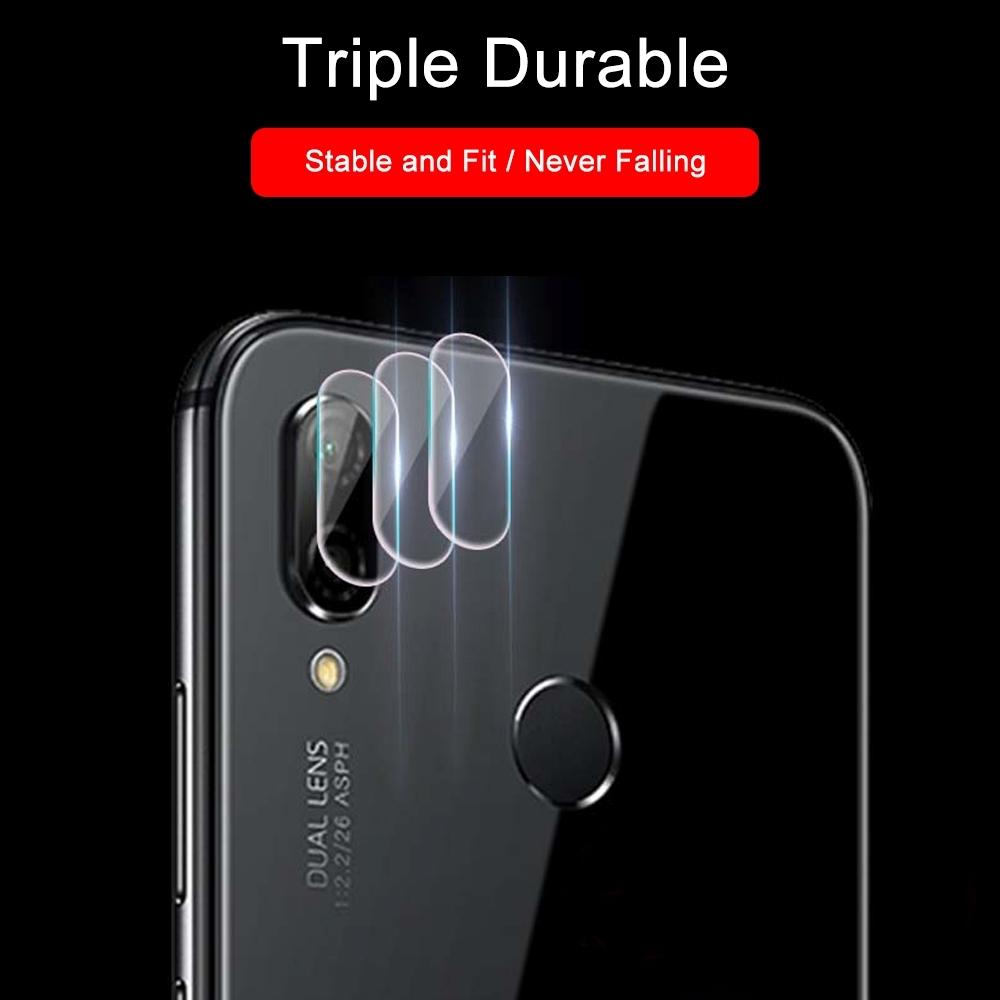 0.2mm 9H 2.5D Rear Camera Lens Tempered Glass Film for Motorola Moto G5S Plus