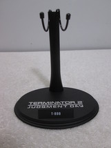 Terminator 2 T-800 Display Stand MMS 117 1/6th Scale - Hot Toys - $19.35