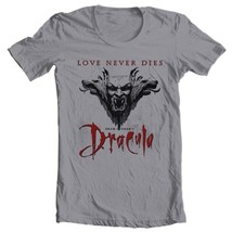 Bram Stoker's Dracula t-shirt retro horror movie vampire cotton free shipping image 2