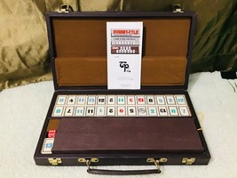 1975 RUMMY-TYLE Exciting International Game Traditional Press - $64.35
