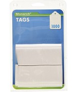 Monarch 925047 Refill Tags, 1 1/4 x 1 1/2, White Pack of 1,000 - $13.82