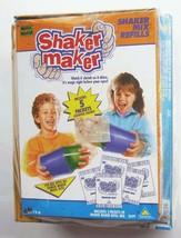 Shaker Maker Set Vintage 1992 ToyMax With Refill Mix Kit Rainforest Bird... - $24.65