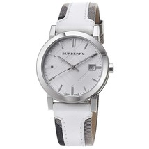 Burberry BU9019 Large Check Swiss Made Womens Watch - $137.61