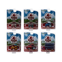 Down on the Farm Series 2, Set of 6 pieces 1/64 Diecast Models by Greenl... - $57.71
