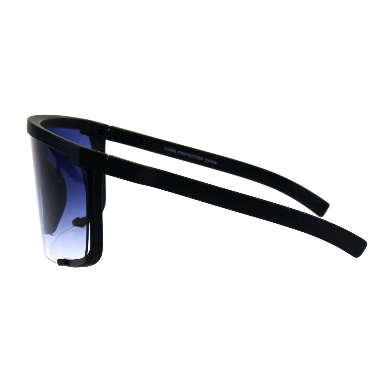 Super Oversized Goggle Sunglasses Unisex Fashion Square Frame UV 400