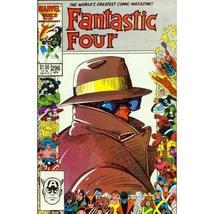 Fantastic Four, November 1986 (No.296) [Comic] [Jan 01, 1961] Marvel - $4.89