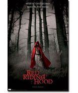 Red Riding Hood Movie Poster - Amanda Seyfried  22x34 - $21.00