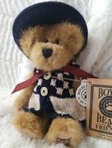 "Boyds Bears Caitlin Berriweather FOB Plush Stuffed Animal Teddy Bear 6"" - $12.99"