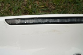 13-16 Lincoln MKZ LED Trunk Mount Center Brake Lid Applique Panel Trim image 2