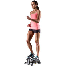 Compact and Easy to Store Low-impact workout Golds Gym Mini Stepper with... - $57.60
