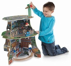Fisher-Price Thomas Wooden Railway - Up and Around Sodor Adventure Tower - $165.30