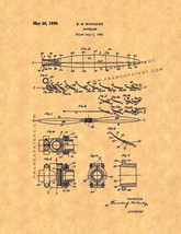 Propeller Patent Print - $7.95+