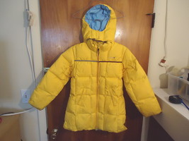 "Vintage Tommy Hilfiger Size M Yellow Ski Jacket "" GREAT COLLECTIBLE ITEM "" - $46.74"