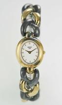 Brieux et Fils Women's Gold Stainless Steel Quartz Watch for Parts / Repair - $15.01