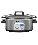 NEW De'Longhi Livenza Programmable Slow Cooker, 6 Quart **FREE SHIPPING** - $199.99