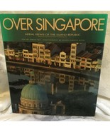 Over Singapore 1993 Aerial Views of the Island Republic Archipelago Pres... - $24.70