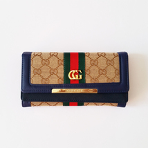 Fashion Women's Canvas Wallet Large Organizer - $210.00