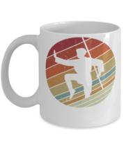 Retro Vinatge Style Martial Arts Wushu Mug Gift Idea  - $14.95