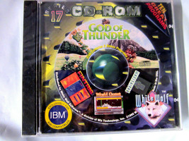 IBM 10 Games | Programs 1995 [Series 17] by White Wolf Software Rare NEW Sealed - $10.95